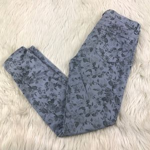 J BRAND Skinny Cropped Ankle Jeans Pants